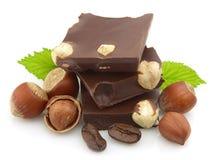 chokladmuttrar fotografering för bildbyråer