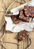 Chokladmuttrar Arkivbild