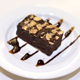 Chokladnisse Arkivfoto