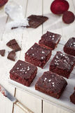 Chokladnissen Royaltyfri Fotografi