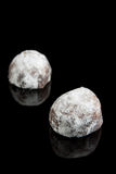 Chokladpanellets. Catalan kokkonst royaltyfria foton