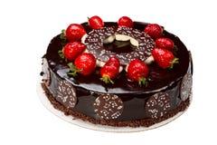 chokladpie Royaltyfri Fotografi