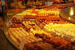 chokladpralines Arkivfoton
