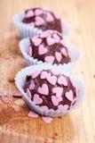 Chokladpralines Royaltyfria Bilder
