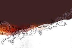 chokladprydnad Royaltyfri Bild