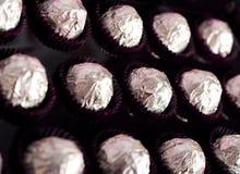chokladsötsaker royaltyfri bild