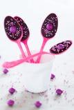 chokladskedar Royaltyfri Bild