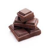 chokladstycken Royaltyfria Bilder