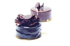 Chokladtårta Royaltyfria Bilder