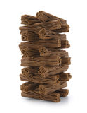 Chokladtorn arkivfoton