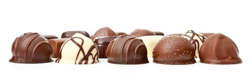 Chokladtryffel Royaltyfri Fotografi
