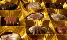Chokladtugga Royaltyfri Fotografi