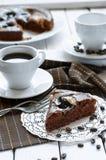 Chokolade cake Stock Images