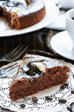 Chokolade cake Stock Photo