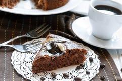 Chokolade cake Stock Image