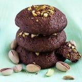 Chokolade cookies Royalty Free Stock Image