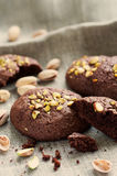 Chokolade cookies Royalty Free Stock Images
