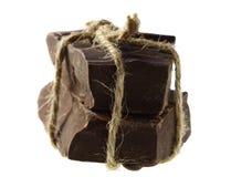 chokolate соединяет толщиной связало 2 Стоковые Изображения