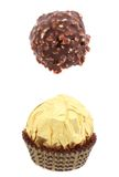 Chokolate sweets Royalty Free Stock Image