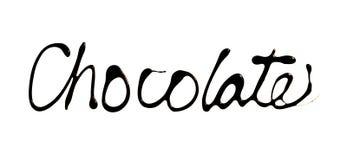 Cholcolate Stock Photo
