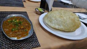 Chole Bhatura photos stock