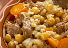 Cholent Royalty Free Stock Photo