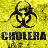 Cholera concept background Royalty Free Stock Photography