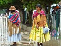 Cholita Image libre de droits