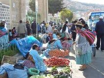 Cholitas Stockfotografie