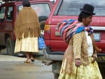 Cholitas Stock Images
