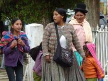 Cholitas Royalty Free Stock Images