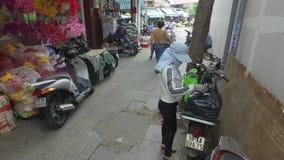 Cholon, Chinatown en Ho Chi Minh, Vietnam