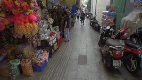 Cholon, mercado en Ho Chi Minh, Vietnam