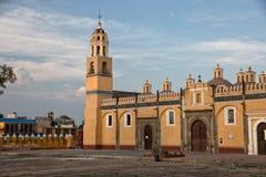 Cholula, Mexico Royalty Free Stock Photo