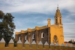 Cholula, Mexico Stock Images