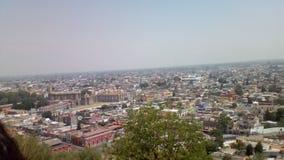 Cholula Puebla Fotografia Stock