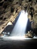 Chomphon della caverna Immagine Stock