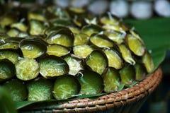 Chomuang (thailändisches Marzipan) Lizenzfreie Stockbilder