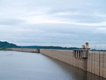 chon水坝prakan丹的khun 库存照片