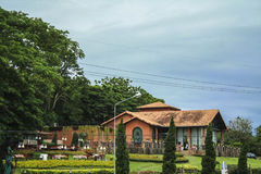 Chonburi - Pattaya, Thailand, 25 Juni, 2017: Silver Lake-Wijngaard, Pattaya Thailand Stock Afbeeldingen