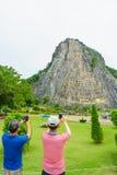 Chonburi, Thailand - July 6, 2016: Khao Chee Chan Pattaya Thailand.  royalty free stock image