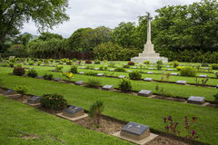 Chong-Kai war Cemetery Royalty Free Stock Images