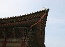 Chong Wa Dae Gyongbokkung Stockfotos