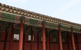 Chong Wa Dae Gyongbokkung Stockbilder