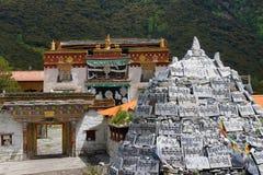 Chonggu Temple Royalty Free Stock Images
