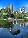 chongqing άποψη πόλεων Στοκ Φωτογραφία
