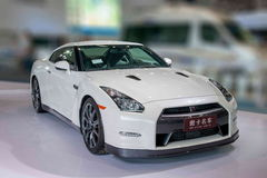 Chongqing Auto Show Ricky Series car Royalty Free Stock Photo