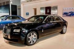 Chongqing Auto Show Rolls-Royce car series Stock Image