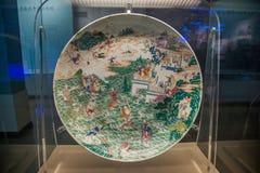 Chongqing Baiheliang Underwater Museum Royalty Free Stock Images