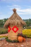 Chongqing Banan florece el jardín del mundo por completo de flores en la plena floración Imágenes de archivo libres de regalías
